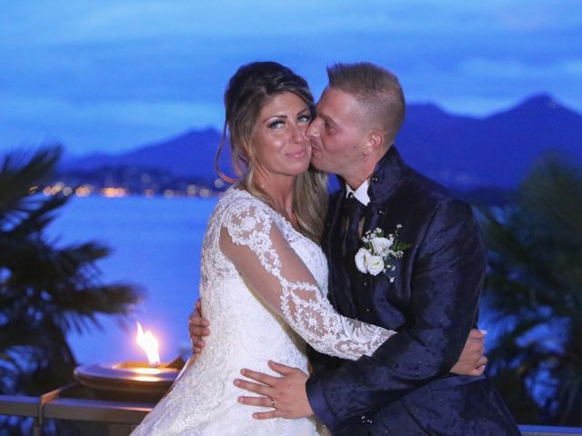 Il matrimonio di Alessandro  e Brigitte  a Baveno, Verbania 15