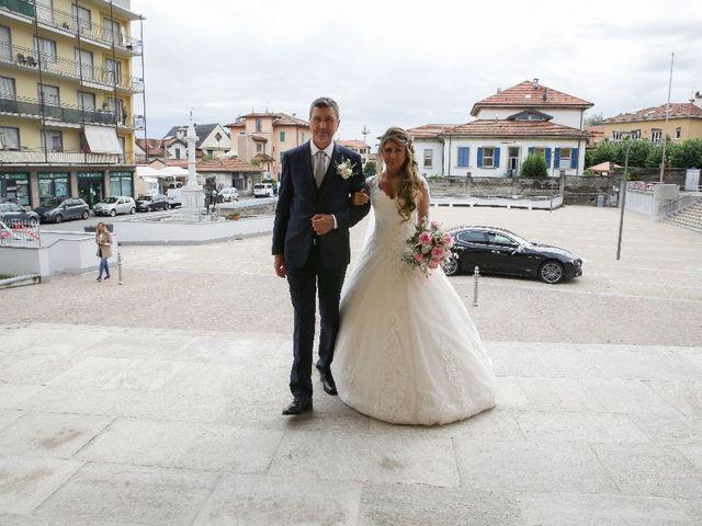 Il matrimonio di Alessandro  e Brigitte  a Baveno, Verbania 46