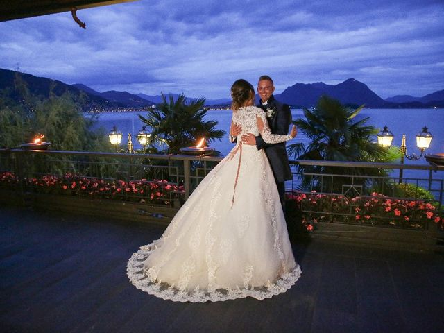 Il matrimonio di Alessandro  e Brigitte  a Baveno, Verbania 61