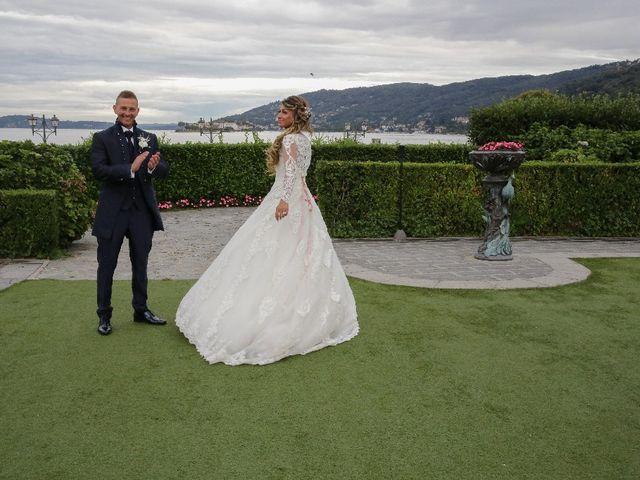 Il matrimonio di Alessandro  e Brigitte  a Baveno, Verbania 62