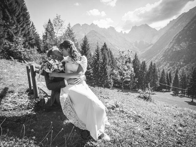 Le nozze di Emilio e Marica