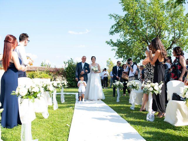 Il matrimonio di Rocco e Sara a Ponte dell'Olio, Piacenza 11