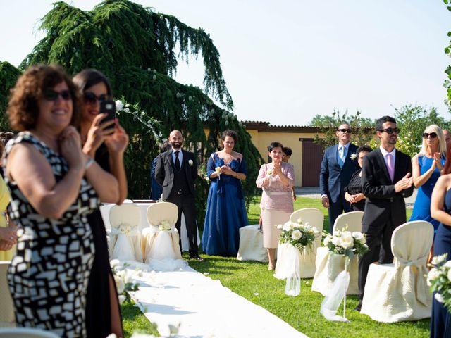 Il matrimonio di Rocco e Sara a Ponte dell'Olio, Piacenza 12