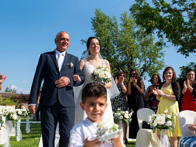 Il matrimonio di Rocco e Sara a Ponte dell'Olio, Piacenza 13