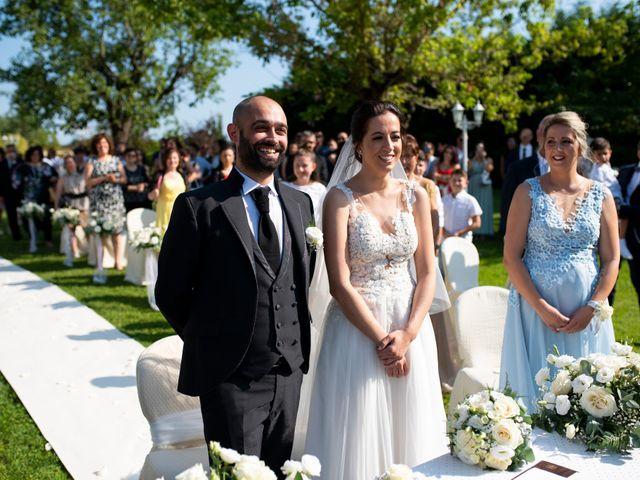 Il matrimonio di Rocco e Sara a Ponte dell'Olio, Piacenza 15