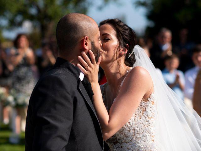Il matrimonio di Rocco e Sara a Ponte dell'Olio, Piacenza 17