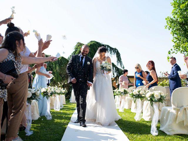 Il matrimonio di Rocco e Sara a Ponte dell'Olio, Piacenza 1