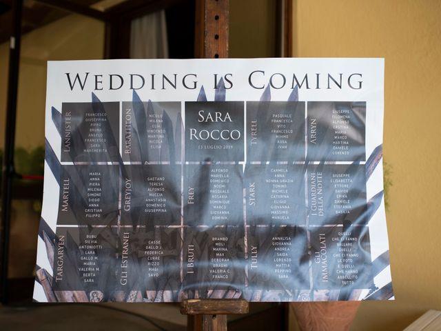 Il matrimonio di Rocco e Sara a Ponte dell'Olio, Piacenza 21