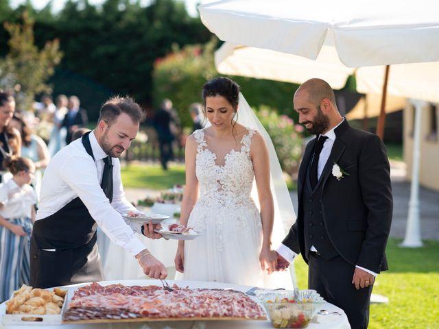 Il matrimonio di Rocco e Sara a Ponte dell'Olio, Piacenza 25
