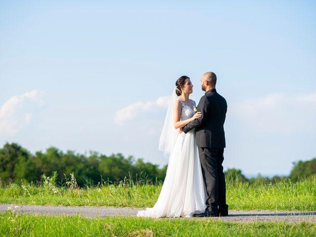 Il matrimonio di Rocco e Sara a Ponte dell'Olio, Piacenza 28