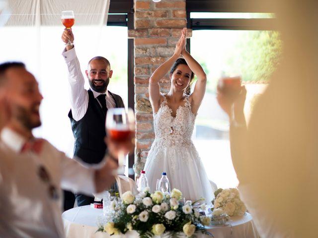Il matrimonio di Rocco e Sara a Ponte dell'Olio, Piacenza 33