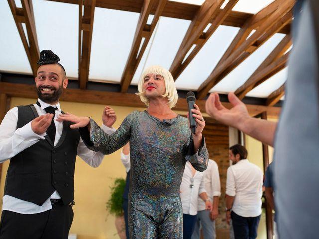 Il matrimonio di Rocco e Sara a Ponte dell'Olio, Piacenza 36