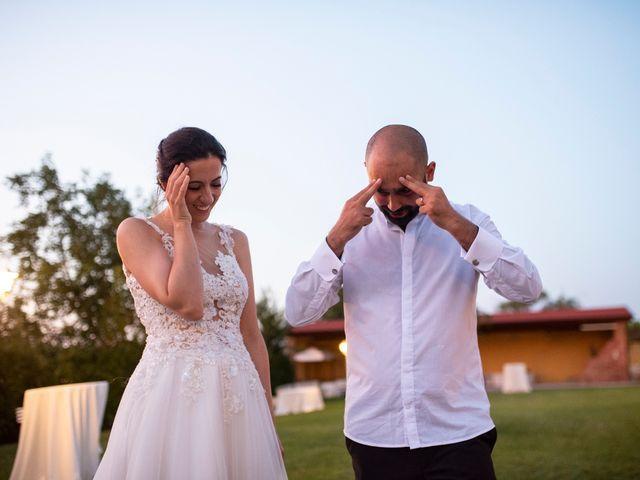 Il matrimonio di Rocco e Sara a Ponte dell'Olio, Piacenza 39