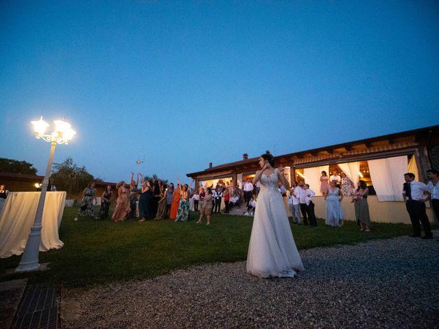 Il matrimonio di Rocco e Sara a Ponte dell'Olio, Piacenza 40