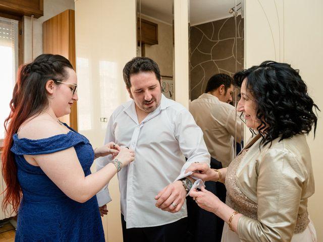 Il matrimonio di Nicola e Alina a Bergamo, Bergamo 14