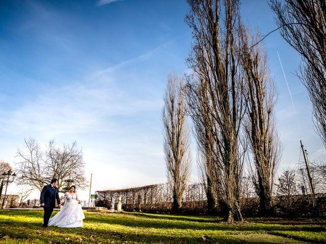 Il matrimonio di Nicola e Alina a Bergamo, Bergamo 1