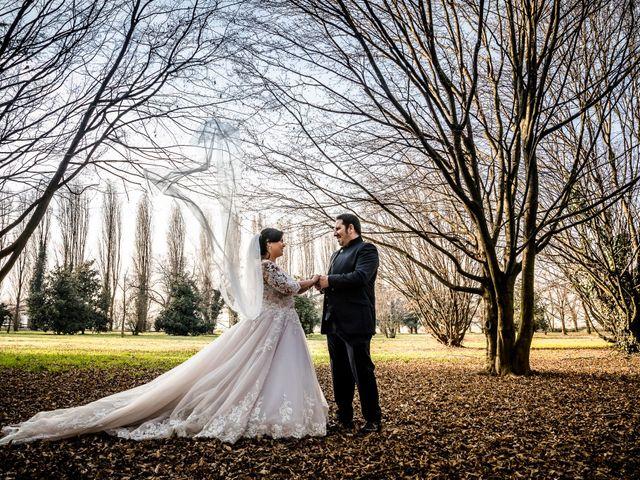 Il matrimonio di Nicola e Alina a Bergamo, Bergamo 19