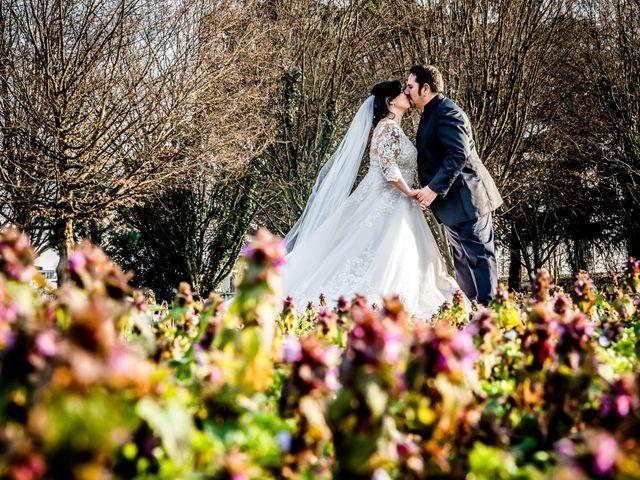 Le nozze di Alina e Nicola