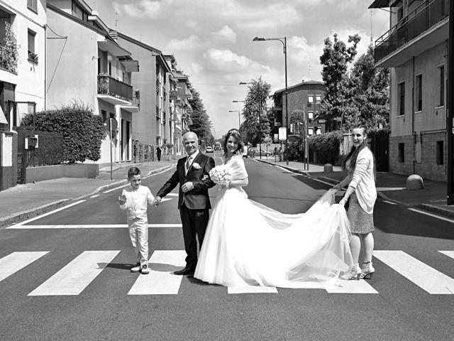 Il matrimonio di Sabrina e Alessandro a Cinisello Balsamo, Milano 17
