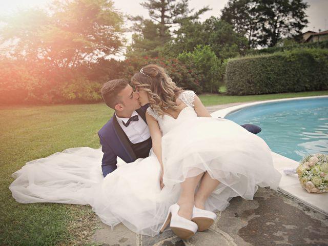 Il matrimonio di Sabrina e Alessandro a Cinisello Balsamo, Milano 1