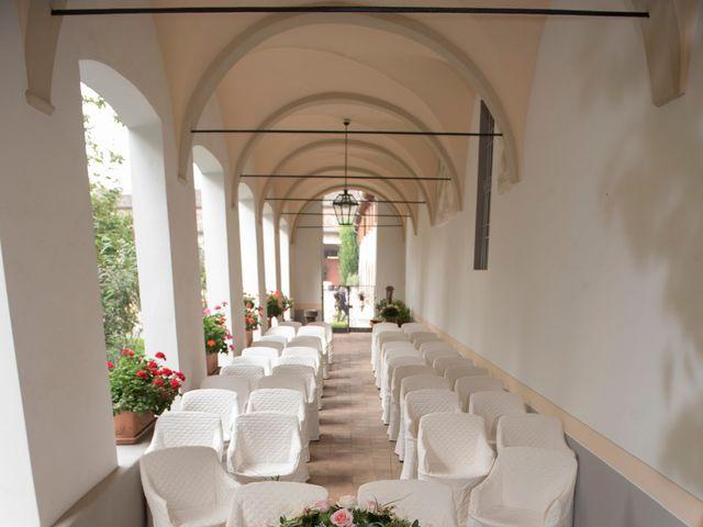 Il matrimonio di Daniele e Claudia a Colorno, Parma 7