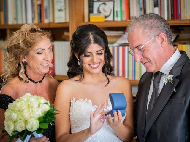 Il matrimonio di Antonio e Elisa a Pozzuoli, Napoli 23