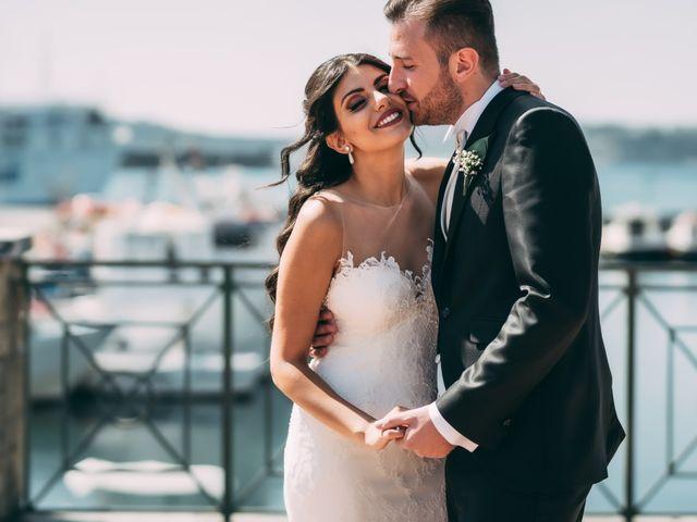 Il matrimonio di Antonio e Elisa a Pozzuoli, Napoli 27