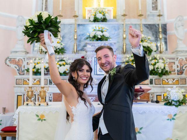 Il matrimonio di Antonio e Elisa a Pozzuoli, Napoli 65