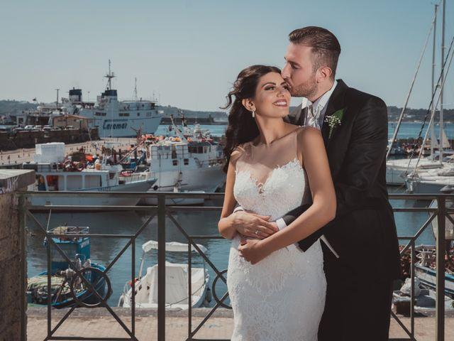 Il matrimonio di Antonio e Elisa a Pozzuoli, Napoli 68