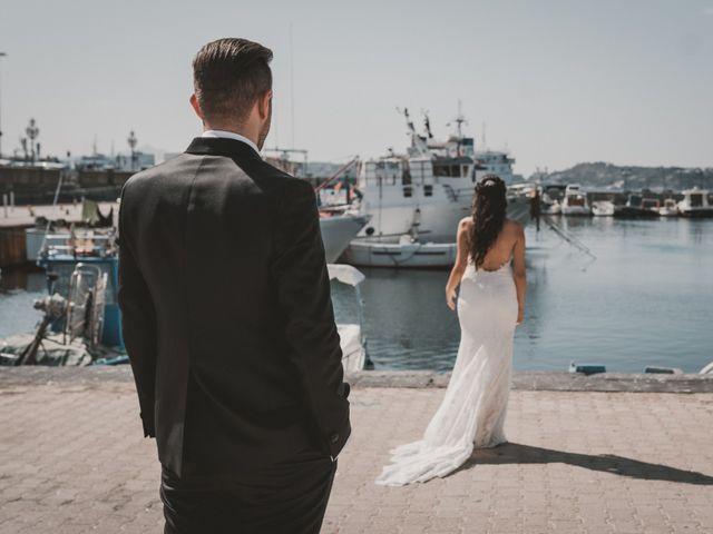 Il matrimonio di Antonio e Elisa a Pozzuoli, Napoli 69