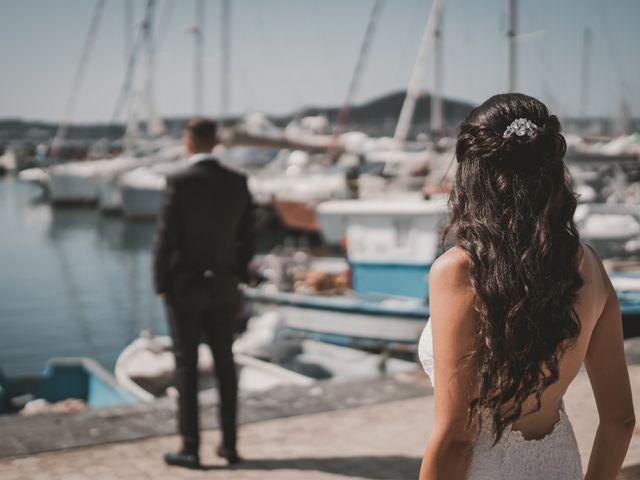 Il matrimonio di Antonio e Elisa a Pozzuoli, Napoli 71