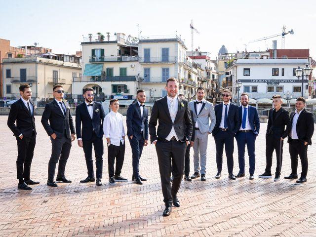 Il matrimonio di Antonio e Elisa a Pozzuoli, Napoli 73