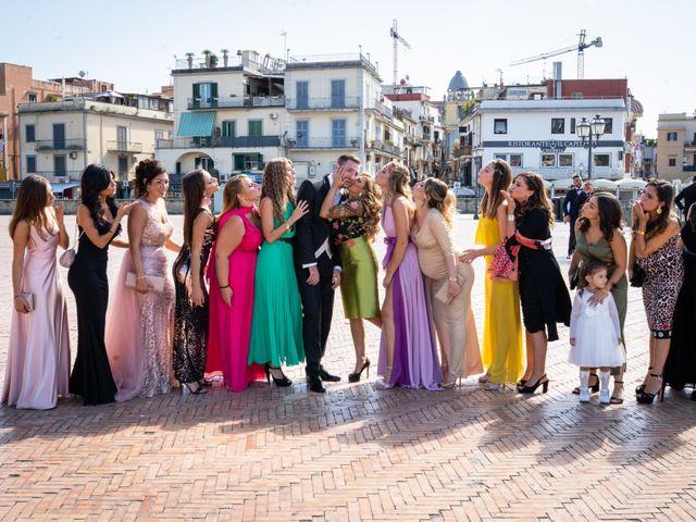 Il matrimonio di Antonio e Elisa a Pozzuoli, Napoli 75