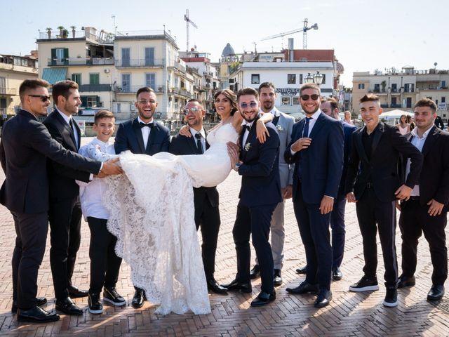 Il matrimonio di Antonio e Elisa a Pozzuoli, Napoli 77
