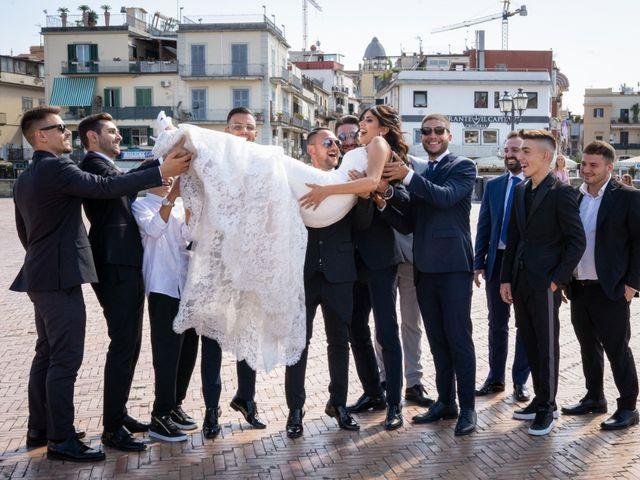 Il matrimonio di Antonio e Elisa a Pozzuoli, Napoli 78