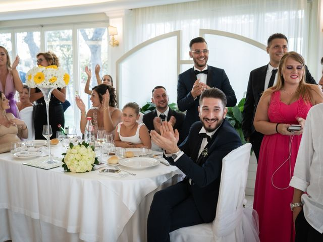 Il matrimonio di Antonio e Elisa a Pozzuoli, Napoli 85