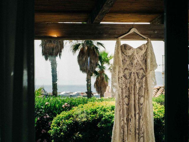 Il matrimonio di Fabio e Chiara a Villasimius, Cagliari 4