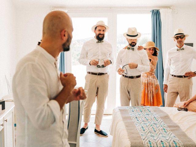 Il matrimonio di Fabio e Chiara a Villasimius, Cagliari 28