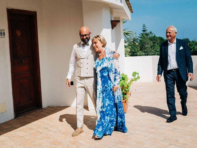 Il matrimonio di Fabio e Chiara a Villasimius, Cagliari 37