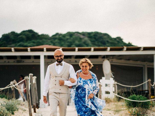 Il matrimonio di Fabio e Chiara a Villasimius, Cagliari 49