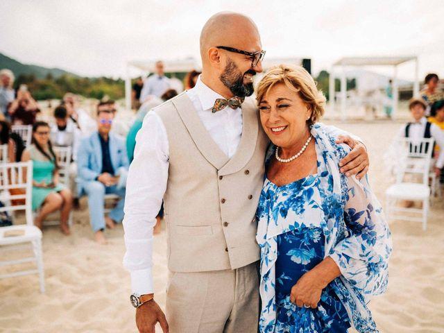 Il matrimonio di Fabio e Chiara a Villasimius, Cagliari 50