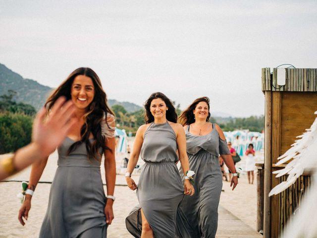 Il matrimonio di Fabio e Chiara a Villasimius, Cagliari 52
