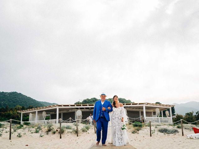 Il matrimonio di Fabio e Chiara a Villasimius, Cagliari 53