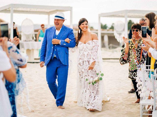 Il matrimonio di Fabio e Chiara a Villasimius, Cagliari 54