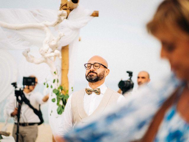 Il matrimonio di Fabio e Chiara a Villasimius, Cagliari 55