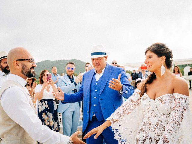 Il matrimonio di Fabio e Chiara a Villasimius, Cagliari 56