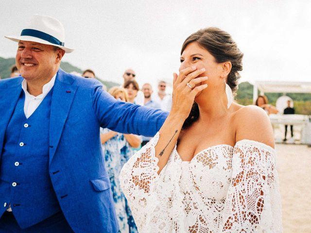 Il matrimonio di Fabio e Chiara a Villasimius, Cagliari 57