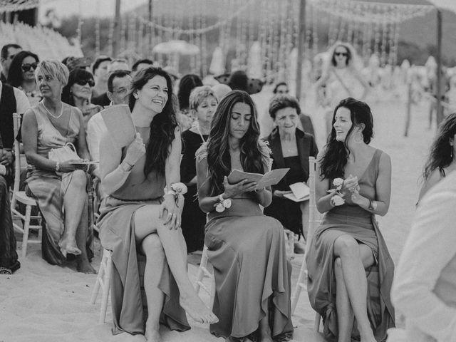 Il matrimonio di Fabio e Chiara a Villasimius, Cagliari 61