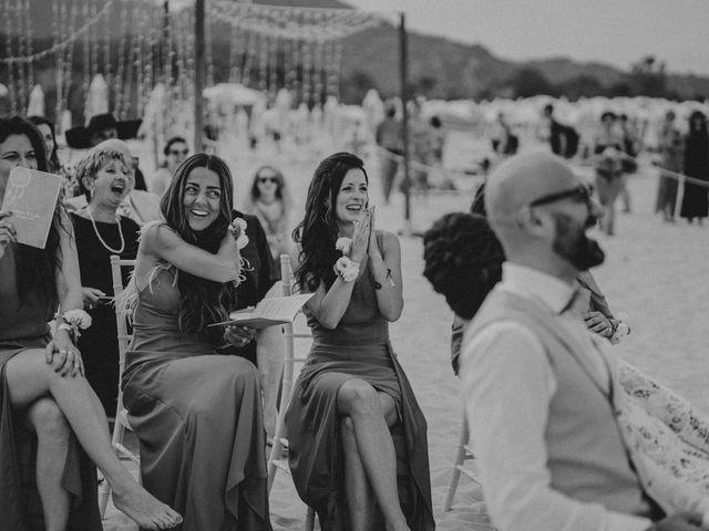 Il matrimonio di Fabio e Chiara a Villasimius, Cagliari 62