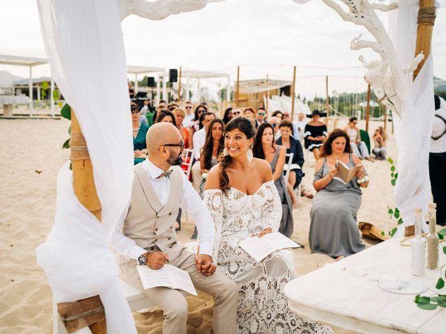 Il matrimonio di Fabio e Chiara a Villasimius, Cagliari 64